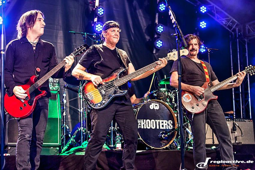 The Hooters (live in Neuleiningen 2015)
