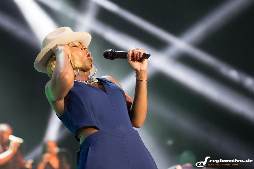 Mary J. Blige (live in Frankfurt 2015)