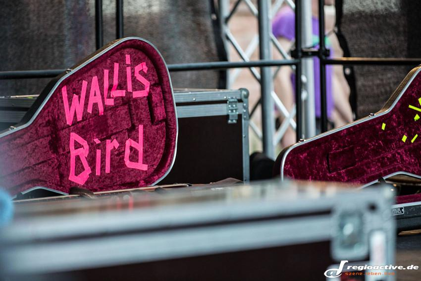 Wallis Bird + Guests (live in Weinheim, 2015)