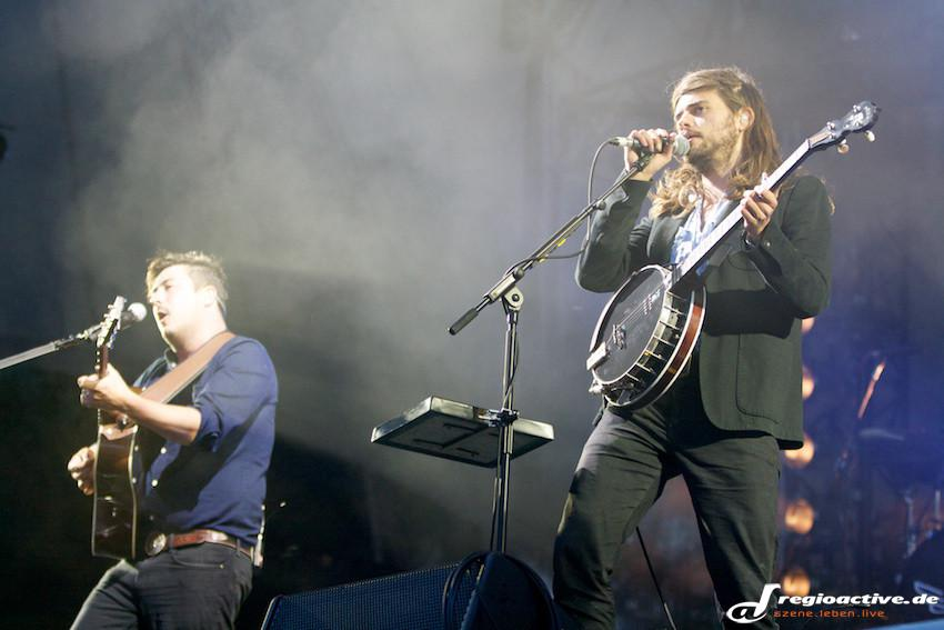 Mumford & Sons (live in Berlin 2015)