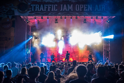 Hessen-Metal - Bilderspezial: Fotos vom Traffic Jam Open Air in Dieburg 2015