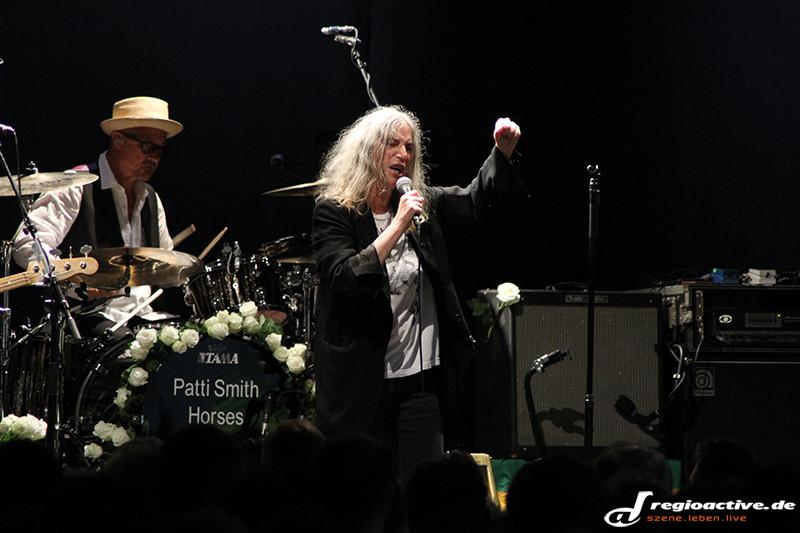 Patti Smith (live in Karlsruhe, 2015)