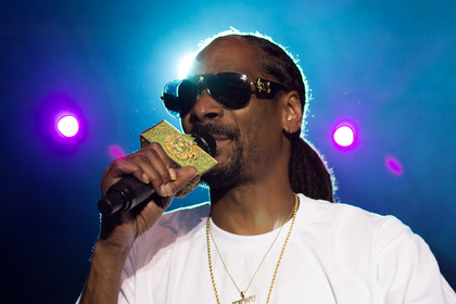 Golden - Fotos: Snoop Dogg live auf der Freilichtbühne Killesberg in Stuttgart