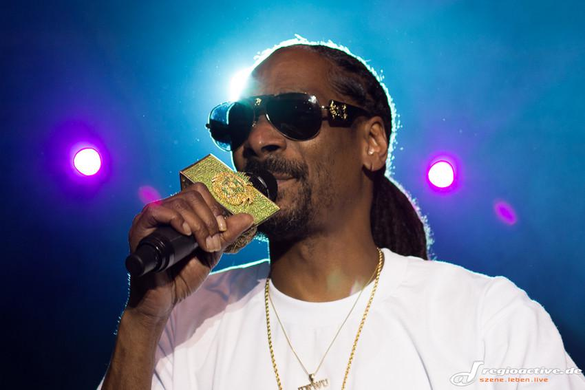 Snoop Dogg (live in Stuttgart 2015)